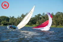 Copa Paulista de Vela 2018 - Yacht Club Paulista (YCP), Domingo, 20/05/18 - Represa do Guarapiranga/SP - Foto: JMendes